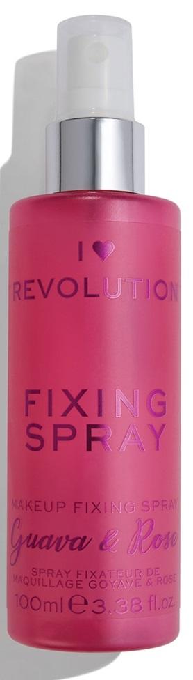 utrwalacz makijażu w sprayu