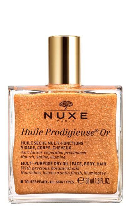 kultowy olejek Nuxe Huile Prodigieuse